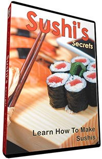 How To Make Sushi - Sushi Making DVD