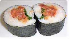 sushi recipe - spicy tuna
