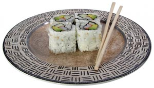 Sushi Recipe For Making California Roll